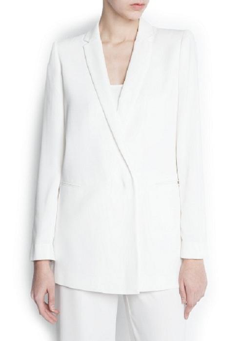 Las mejores chaquetas y americanas de la colección primavera-verano de Mango