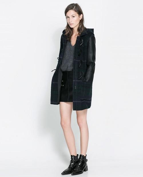 Aprovéchate de las rebajas de Zara y cómprate un abrigo que marque tendencia