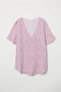 Nuevas blusas para el verano llegan a H&M