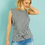 Descubre las nuevas blusas de Kiabi