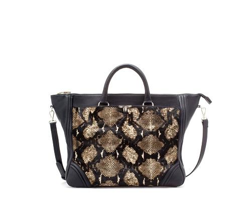 Colección otoño-invierno de bolsos en Zara