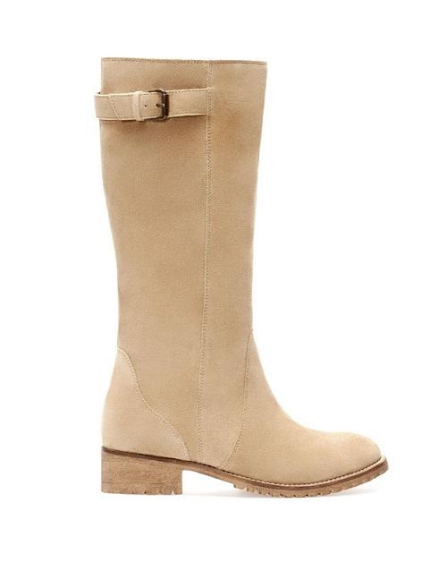 Abriga tus pies con las botas de Pull & Bear