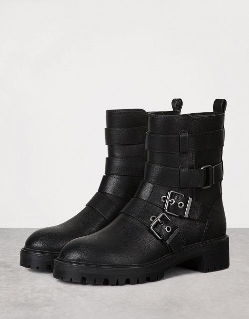 Bershka y sus nuevos botines para la temporada
