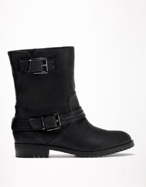 El calzado de moda en Bershka