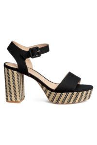 Descubre las nuevas propuestas de calzado de H&M