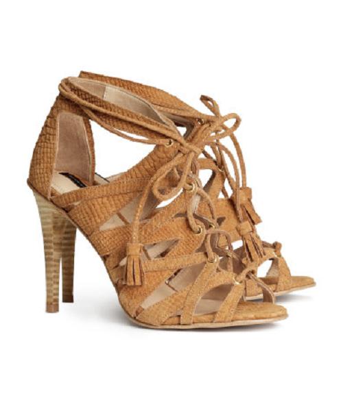 ¿Buscas calzado primaveral? Encuéntralo en H&M
