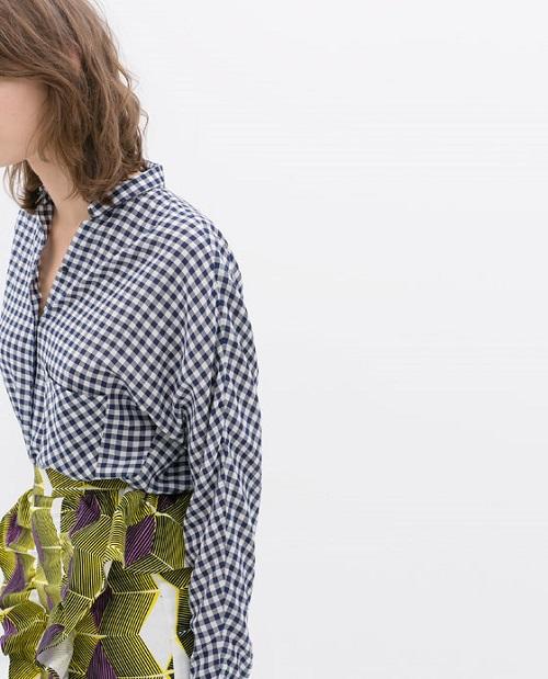 ¿Buscando camisa? Apuesta por la línea TRF de Zara