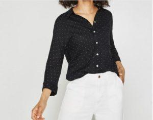Promod y sus novedades en camisas y blusas
