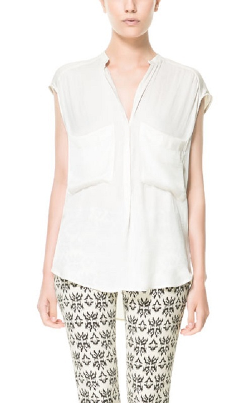 Nuevas camisas TRF Zara