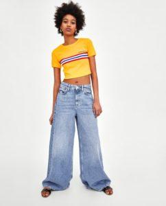 Llegan nuevas camisetas a la línea TRF de Zara