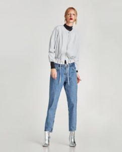 Las mejores rebajas en chaquetas de Zara