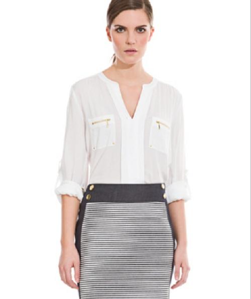 Colección de blusas de Cortefiel