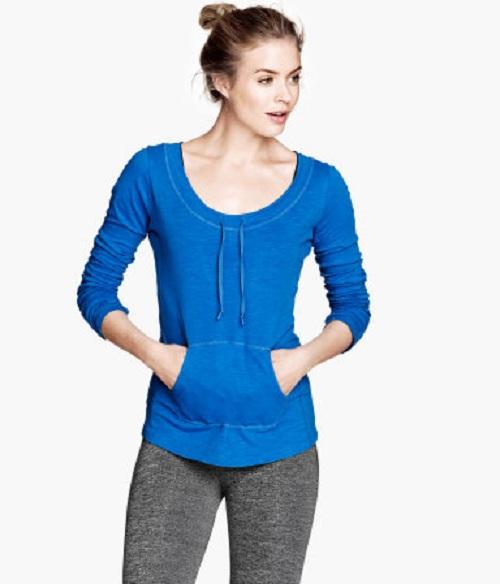 Equípate para practicar deporte con las nuevas prendas de H&M
