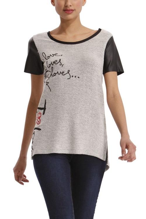 Últimas novedades en camisetas de Desigual