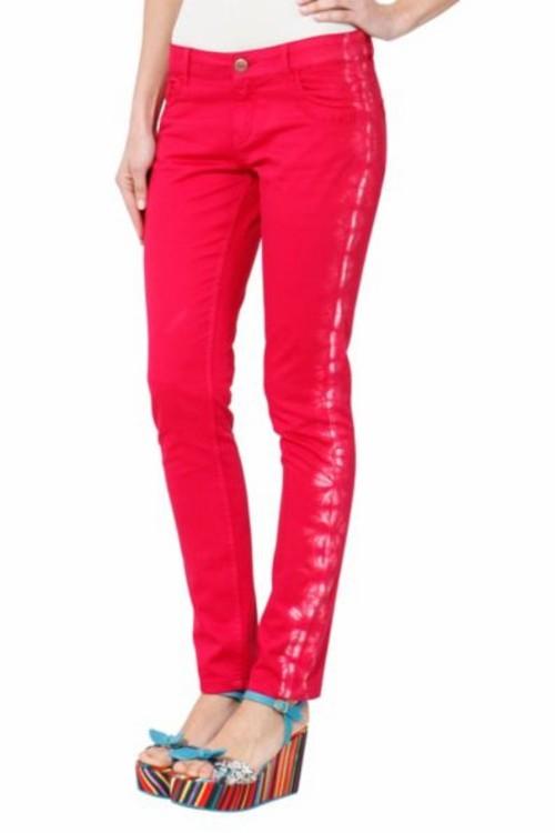 Consigue tus nuevos pantalones en Desigual