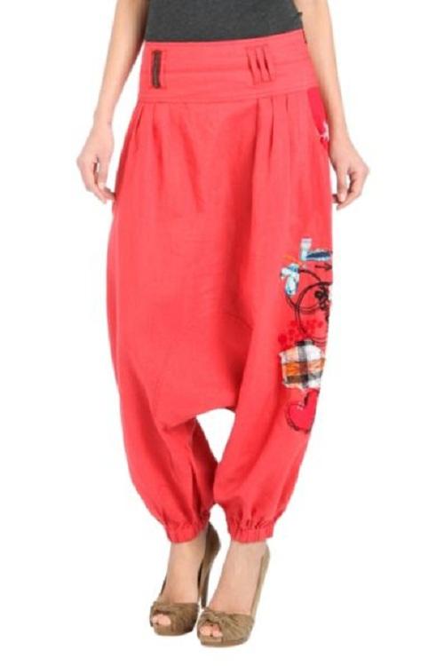 Desigual: pantalones cómodos
