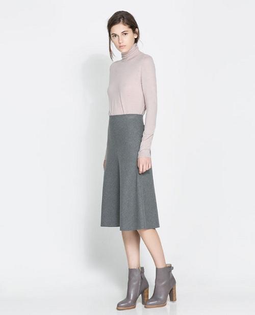 Encuentra tu falda entre las últimas propuestas de Zara