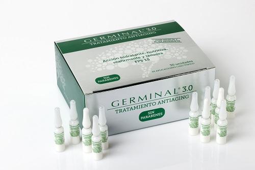Germinal 3.0, la lucha contra el envejecimiento