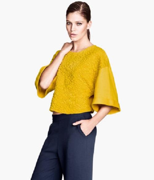 Empieza el año con un nuevo estilo, el que te den las novedosas prendas de H&M