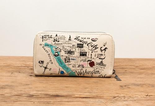 Las tendencias también están presentes en las carteras y monederos de Inside