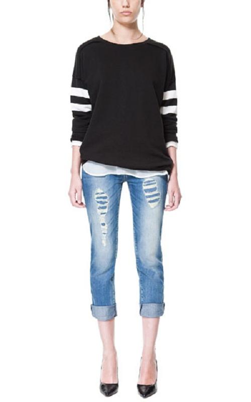 Jeans de TRF Zara