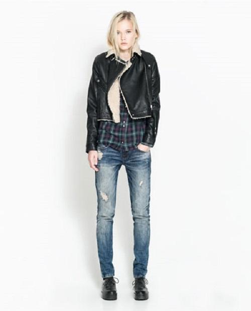 Los últimos jeans de Zara