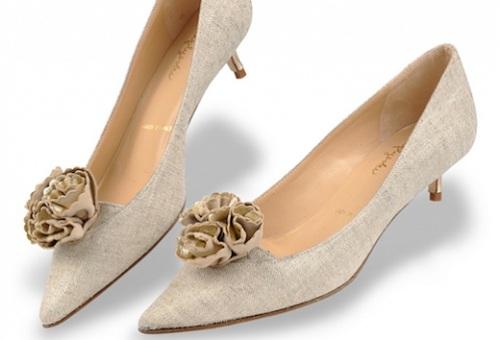 Los kitten heels vuelven a estar de moda