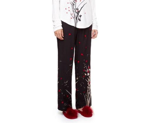 Comodidad, el nexo común de los pantalones de Oysho