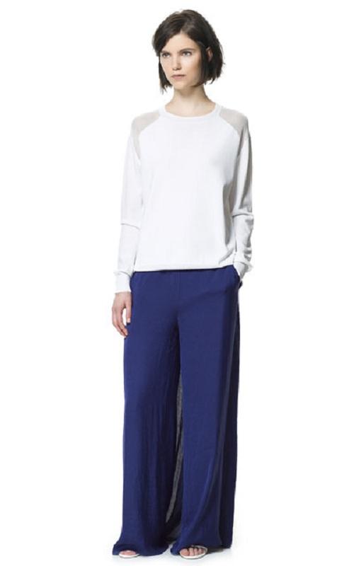 Pantalones cómodos para el verano. By Zara