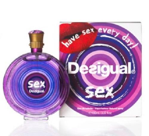 Lo último de Desigual: sus perfumes