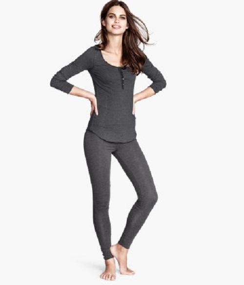 Encuentra tu pijama otoñal en H&M