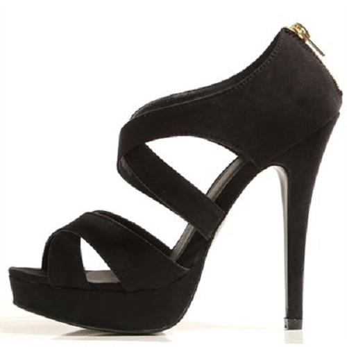Los nuevos e impresionantes zapatos de Pimkie