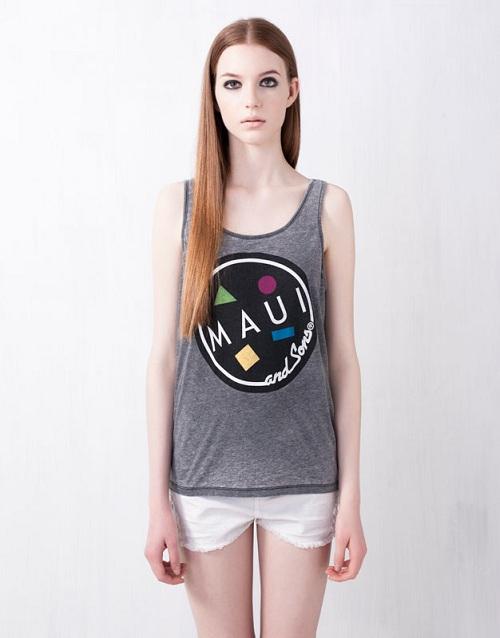 Las camisetas más in de Pull&Bear