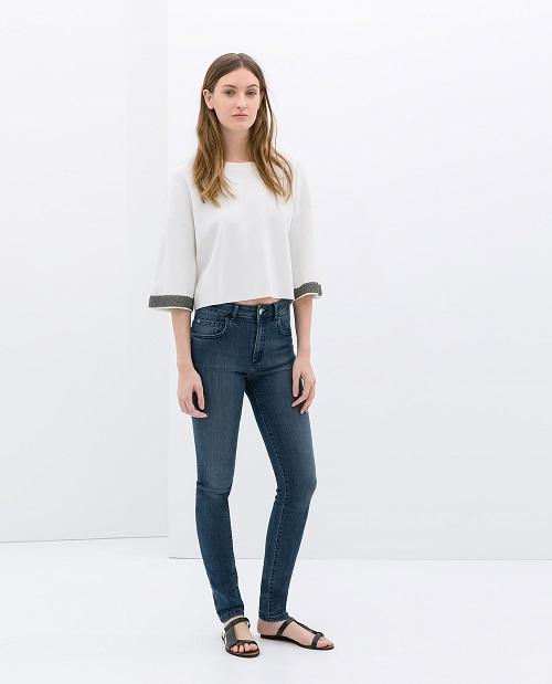 El punto en la nueva colección de Zara
