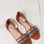 Conoce las nuevas sandalias de Bershka