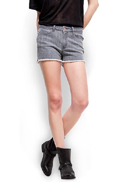 Prendas para la primavera-verano: shorts de Mango