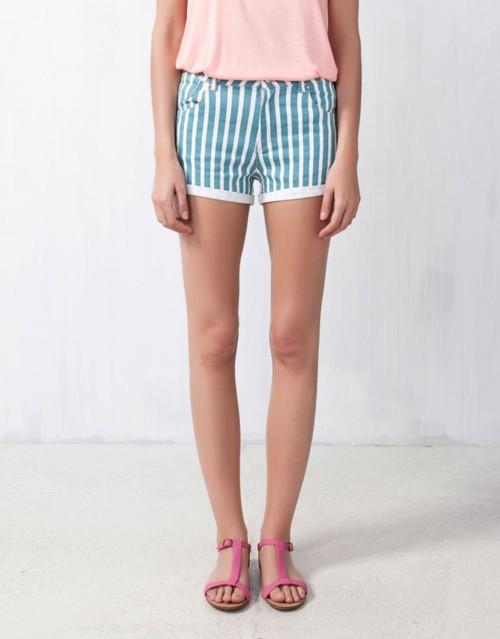 Los shorts más rebajados de Pull&Bear