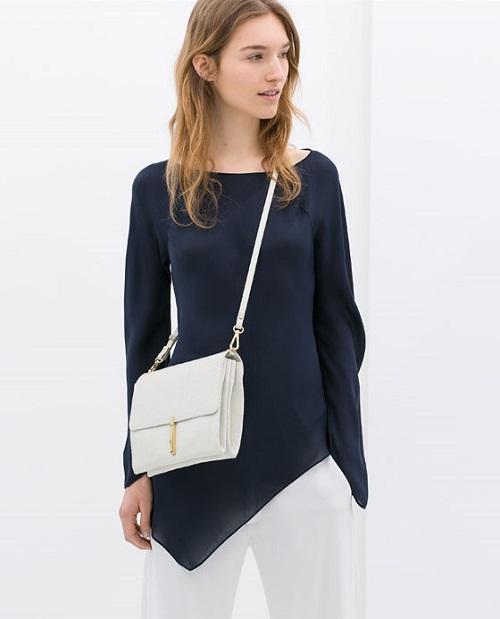 Zara apuesta por incluir nuevos tops y camisetas a su catálogo