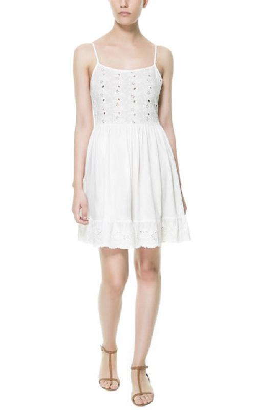 Los mejores vestidos TRF de Zara