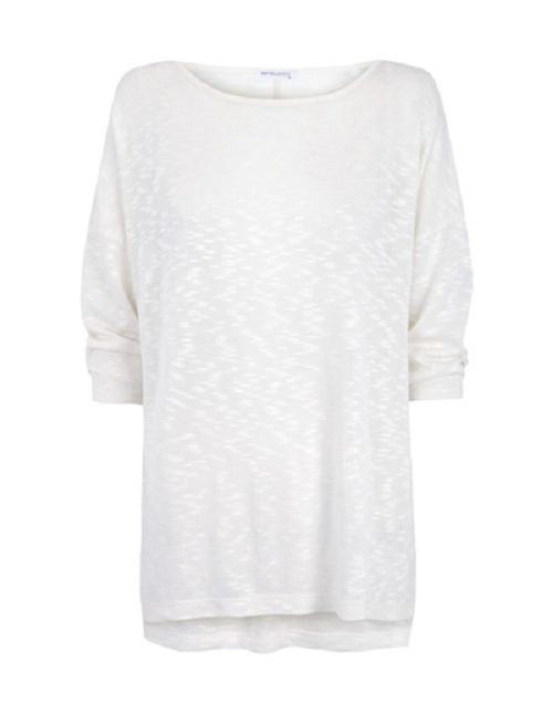 Tricot: nuevas prendas de Blanco