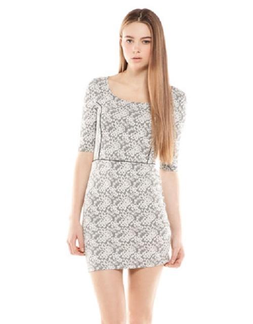 Los vestidos que marcan tendencia en Bershka