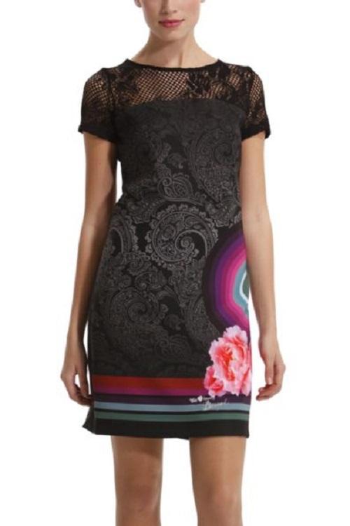 Comienza el 2014 con los nuevos vestidos de Desigual