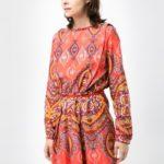 Cómprate un vestido largo en Mango aprovechando sus rebajas