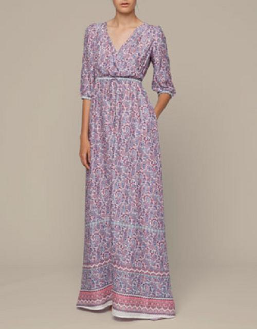 Oysho se suma a la moda de los vestidos largos