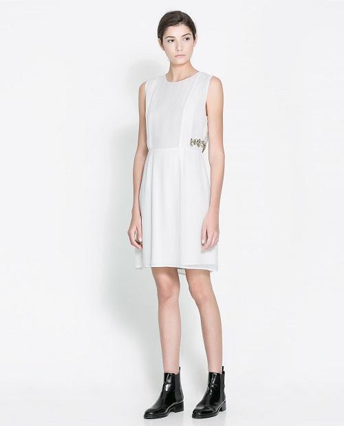 Las mejores rebajas de Zara en vestidos