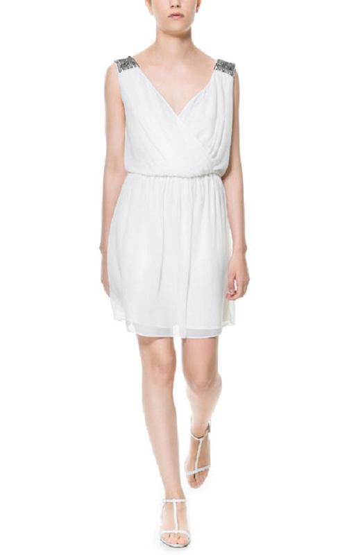 Zara presenta los vestidos de su nueva colección