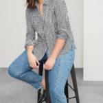 Violeta by Mango: novedades en blusas y camisas