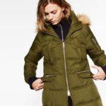 Zara y sus abrigos de temporada
