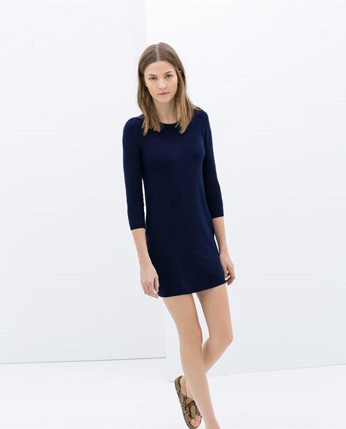 Descubre los nuevos vestidos de Zara